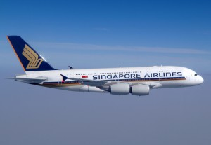 Singapore AIrlines A380-kopi